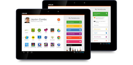 Amplify Tablet for K-12 Education | Impact:  The Future of Education | Scoop.it