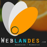 Weblandes news