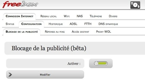 Free : retour des pubs Google vers 8h30 [MàJ] | journalisme web | Scoop.it