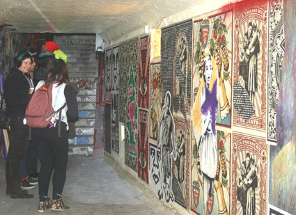 'Public Art' Goes Underground In Cypress Park - EGP News | Street art news | Scoop.it