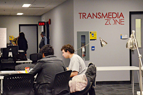 Beyond the books: how the Transmedia Centre is changing the ways of storytelling | Transmedia online | Scoop.it