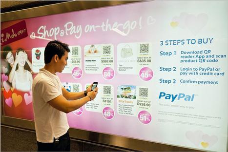 Walmart Bus Stops Allow Shopping During Commute   Hyperlieu, le lieu comme interface à l'écosystème ambiant   Scoop.it