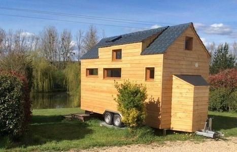 Rennes (FR-35) : Des micro-maisons écologiques en bois sortent de terre | Réhabilitations, Rénovations, Extensions & Ré-utilisations...! | Scoop.it