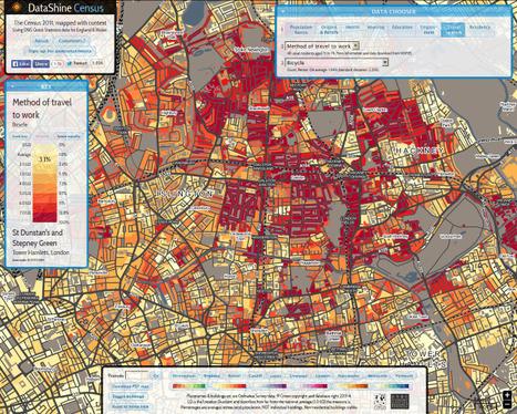 DataShine: Census. Big amb Open Data | TIG | Scoop.it