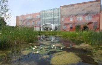 L'usine Weleda de Huningue : un îlot de biodiversité en pleine zone industrielle | Avoir du savoir ville durable | Scoop.it