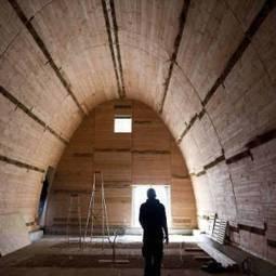 Le domaine Leflaive choisit l'architecture écodynamique   Artinfo   Le vin quotidien   Scoop.it