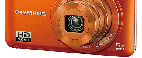 Olympus releases a new compact Camera with a 5x Optical Zoom and HD Video « Akihabara News | Everything Photographic | Scoop.it