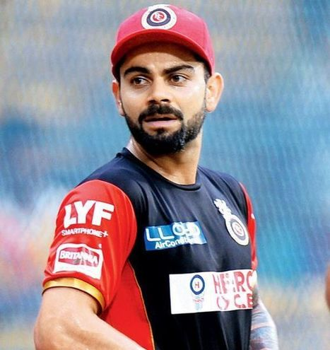 Virat Kohli Rcb Hd Wallpapers 2017 Cric Buzz