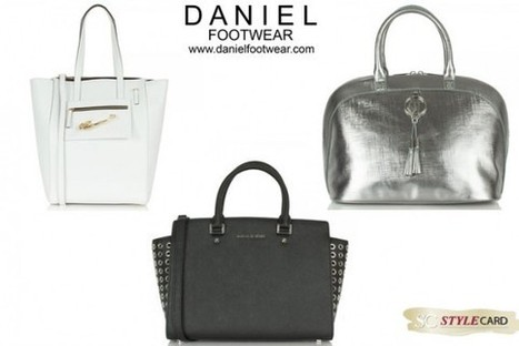 Daniel Footwear: Bags | StyleCard | StyleCard Fashion | Scoop.it