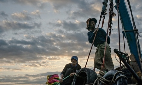 Trafficked into slavery on Thai trawlers to catch food for prawns | Explore & document the World | Scoop.it
