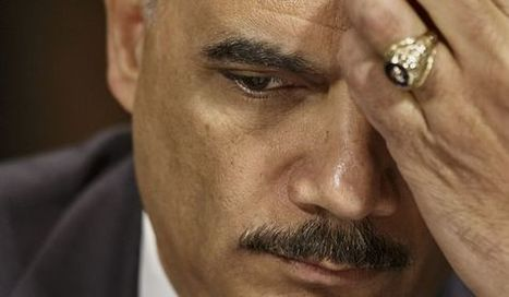 Contempt of Congress case against Holder will proceed | Politics and Business | Scoop.it