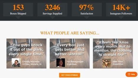 13 Ways to Build Social Proof | Own a Websites or Blog? Or Want One? | Scoop.it