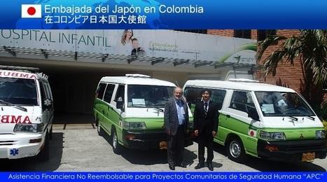 Convocatoria Asistencia Financiera No Reembolsable para Proyectos Comunitarios, Colombia – Japón. | Regiones y territorios de Colombia | Scoop.it