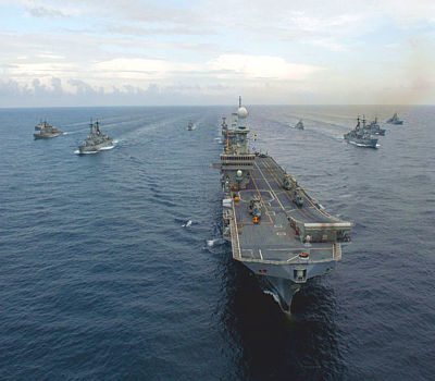 #UK, #US Armada Massing in the Gulf as Israel Prepares to Attack #Iran | 2012 meltdown | Scoop.it