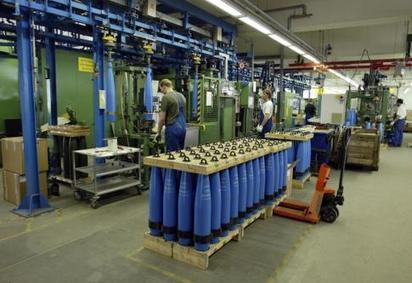 ALLEMAGNE/ALGÉRIE: Berlin exporte son industrie de l'armement ' Histoire de la Fin de la Croissance ' Scoop.it
