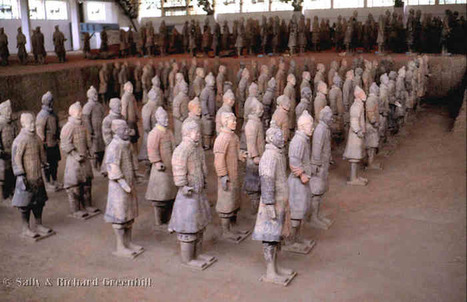 Terracotta Xian Army Warriors In Madrid | Madrid Trending Topics and Issues | Scoop.it