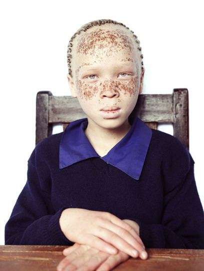 Powerful Portraits of Kenyan Children in Primary School for the Blind   Photography Now   Scoop.it