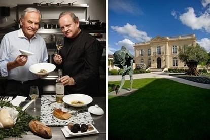 La Grande Maison : la famille Magrez vise les 3 étoiles - Terre de Vins   Le Vin en Grand - Vivez en Grand ! www.vinengrand.com   Scoop.it