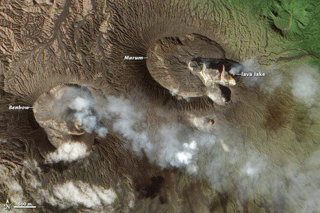 Volcanic Plumes Escape Ambrym Volcano : Natural Hazards | Culture, Humour, the Brave, the Foolhardy and the Damned | Scoop.it