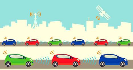 L'adoption massive de la voiture autonome prévue pour 2050 | L'Atelier : Accelerating Business | Faire Territoire | Scoop.it
