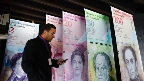 Au Venezuela, le billet de 100 bolivars obtient un sursis | Venezuela | Scoop.it