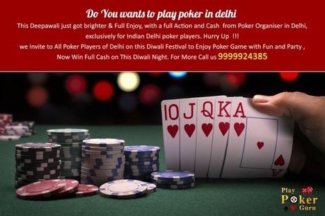 Poker house in delhi best man poker speech