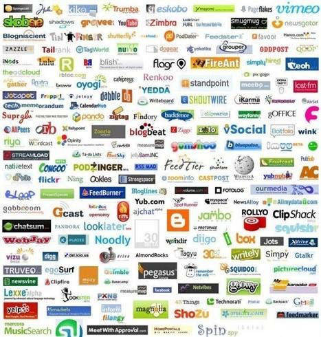 100 Social Networks   Funteresting Stuff   Scoop.it