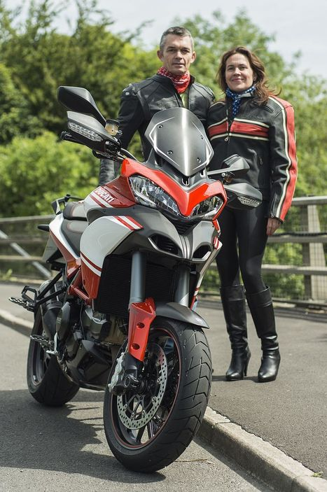 Ducati Multistrada 2013 review: Four bikes in one | Ductalk Ducati News | Scoop.it