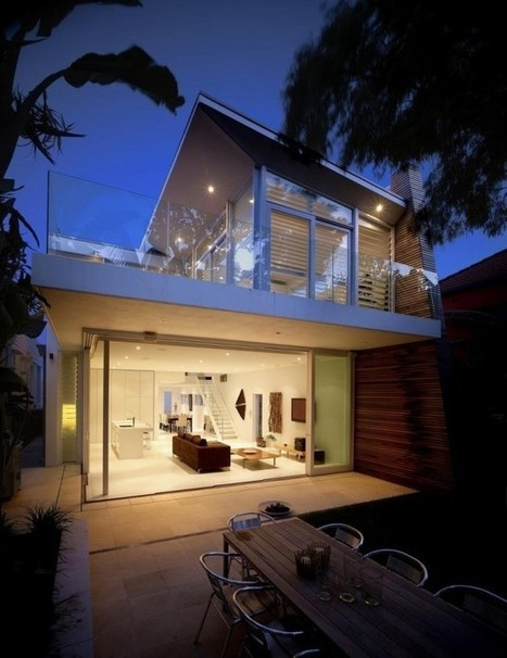 Kerr House by Tony Owen Architects | PROYECTO ESPACIOS | Scoop.it