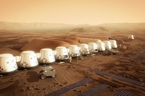 Mars One colonization project? Not gonna happen according to MIT | Good news from the Stars | Scoop.it