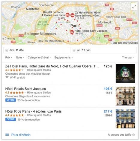eTourisme : Google a (vraiment) pris la main, la donne change pour les DMOs | Tourisme et Formation | Scoop.it