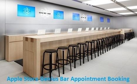 Apple Genius Bar Reservation, Apple store UK, Appl' in My News