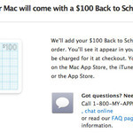 Apple Education Pricing For New Macs – Plus $100 iTunes Card ...   Winning The Internet   Scoop.it