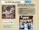Les droits des enfants - Collège du Plateau | Ressources en HGEC | Scoop.it