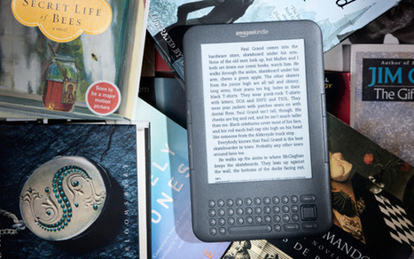 Authors Guild Slams E-Book Price-Fixing Settlement | E-reading and Libraries | Scoop.it