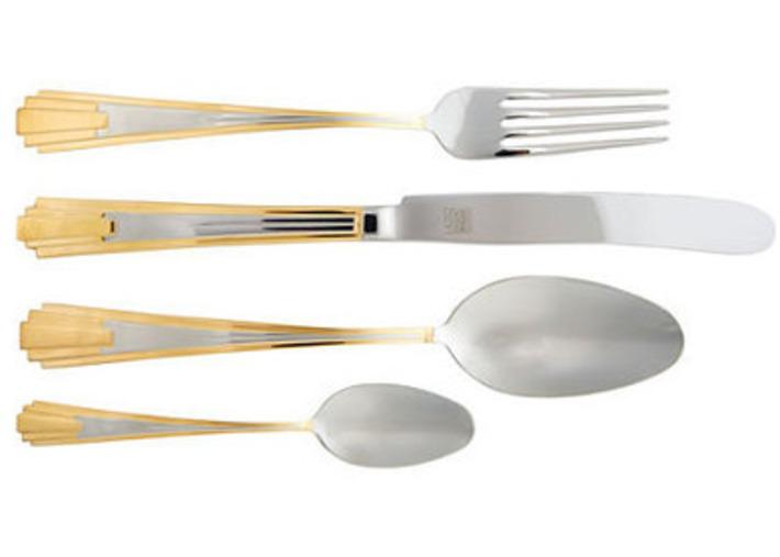 Design notebook: art deco cutlery - Telegraph   Art Decoed   Scoop.it