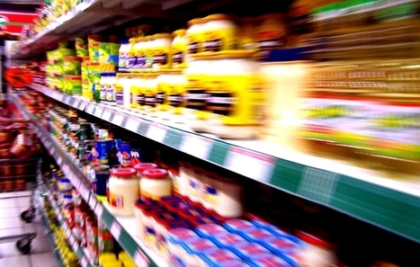 Influencia - Marketing Progress - Des étagères connectées dans des supermarchés | Tendances marketing | Scoop.it