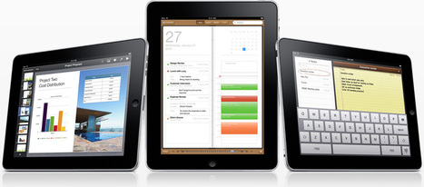Ten Reflections on the First Year of an iPad Pilot | No Stylus - All about Touch Screen | Scoop.it