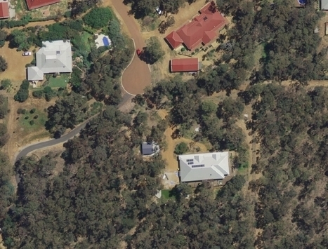 Landgate > Aftermath Perth Hills bushfires | Remote Sensing, Fire History and Biodiversity | Scoop.it