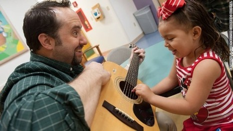 When patients have 'music emergencies' | Music Therapy | Scoop.it