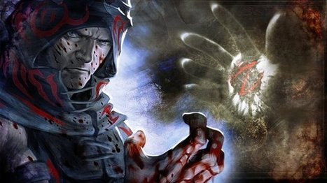Soul Sacrifice review: book of revelations | A Videogame is a World Away | Scoop.it