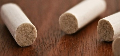 Biodegradable cigarette filter helps clear streets of discarded butts | The Future of Waste | Scoop.it