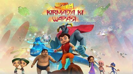 How to download chota bheem aur krishna in mayanagri full movie in.