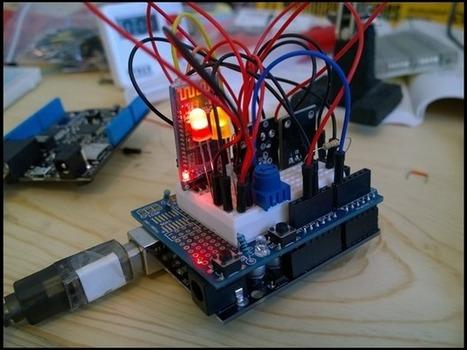 Arduino Netduino: Bluetooth test findings - Secret Microsoft ... | Movin' Ahead | Scoop.it