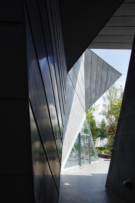 Karuizawa Museum Complex | Yasui Hideo Atelier | Rendons visibles l'architecture et les architectes | Scoop.it