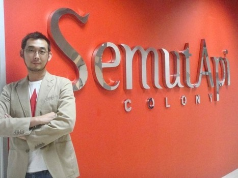 How MindTalk's Danny Wirianto Went from Office Boy to Star Entrepreneur   Entrepreneurship in the World   Scoop.it