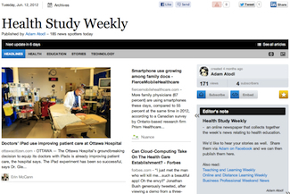 Health Study Weekly | Health Studies Updates | Scoop.it