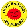 Open Badges, badges, badges, badges....