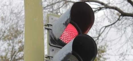 Los nuevos radares de control de semáforo en rojo comenzarán a multar a partir de este lunes - 20minutos.es | Multas Sanciones  Fines Sanctions | Scoop.it