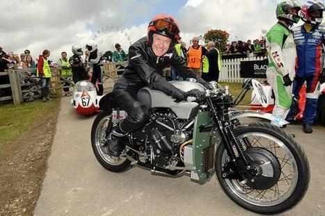 CRMC Donington Festival: Weekend preview - BSN | vintage motos | Scoop.it